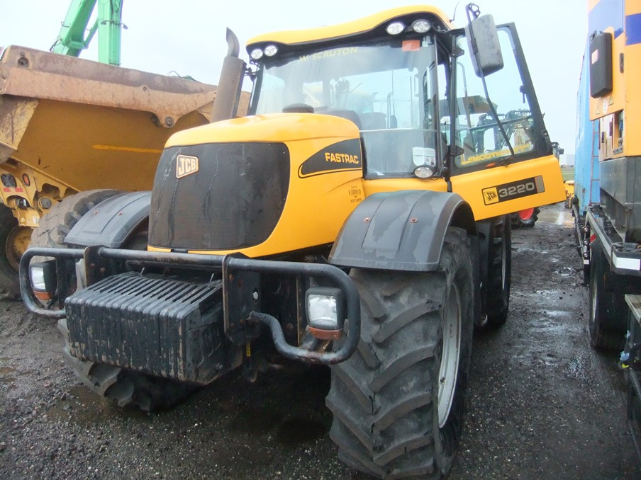 JCB fastrack 3220 art.nr.1250 Super Velours