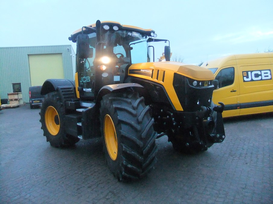 JCB fastrack 4000-8000 2015---> art.nr.1270 super velours
