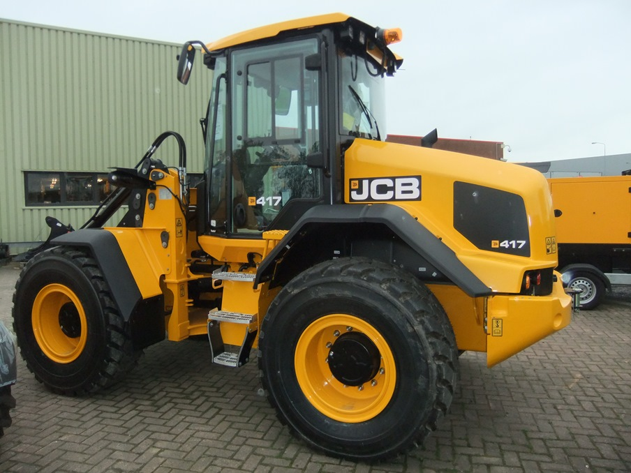 JCB 411 serie 2017--> art.nr.3032 super velours