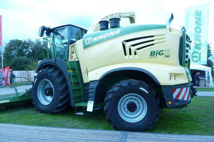 Krone Big X 680-780-880-980 -1180 art.nr. 3141 - velours