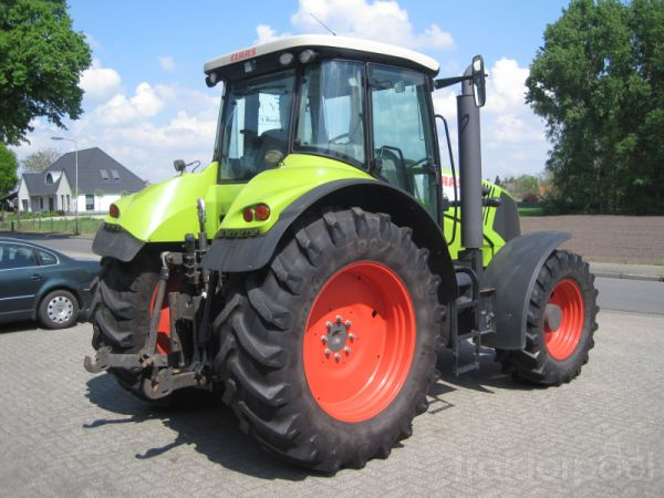 Claas Axion -----> 2012 art.nr.552 - Naaldvilt