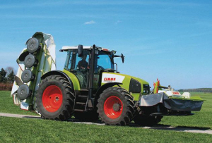 Claas Ares 557 atz / 697 atz art.nr.363 - Super Velours