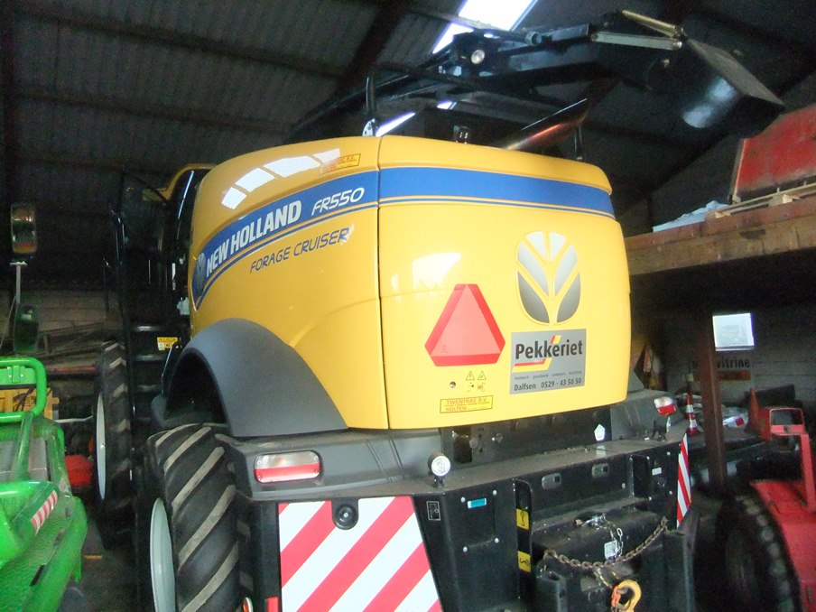 New Holland FR 550 art.nr.1244 - Naaldvilt
