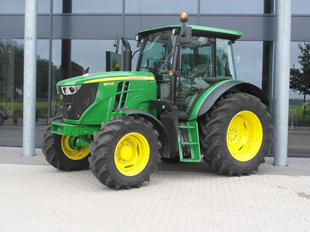 John Deere 6MC serie '11--> art.nr.1075 - Super Velours