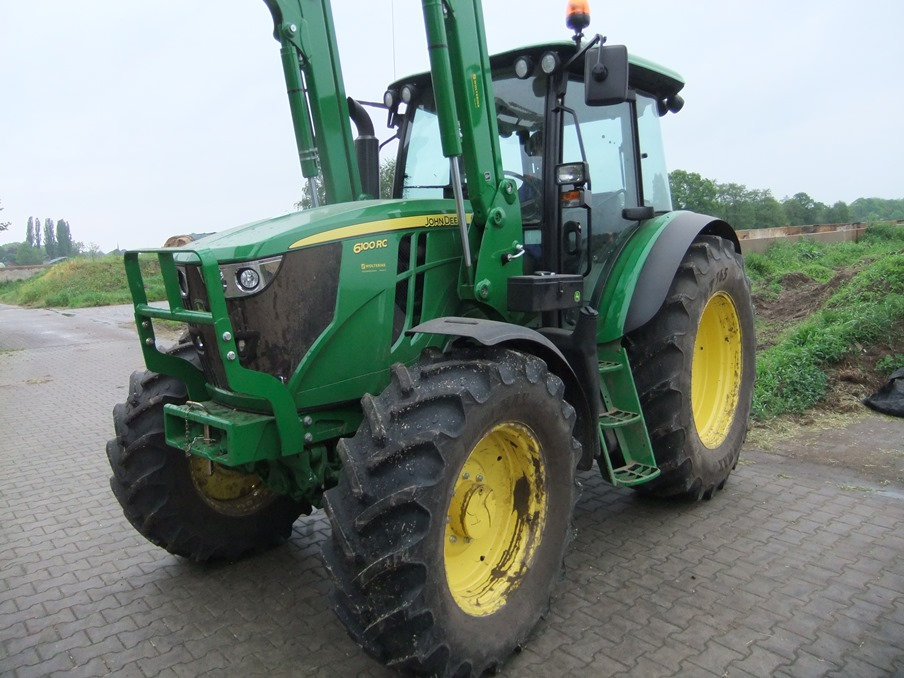 John Deere 6 RC- serie '14--> art.nr.1070 - Super Velours