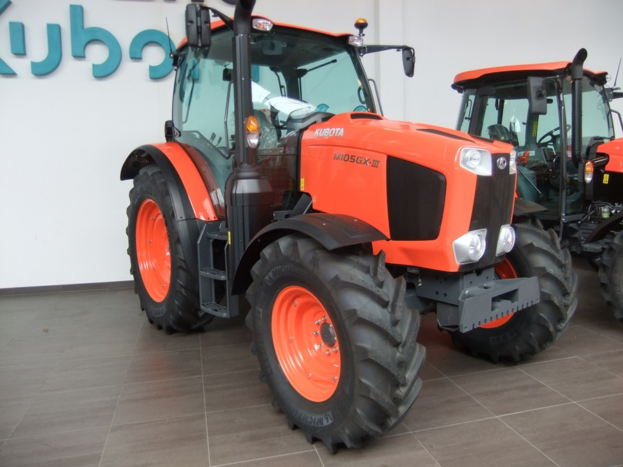 Kubota M105 GX-3 art.nr.3028 super velours
