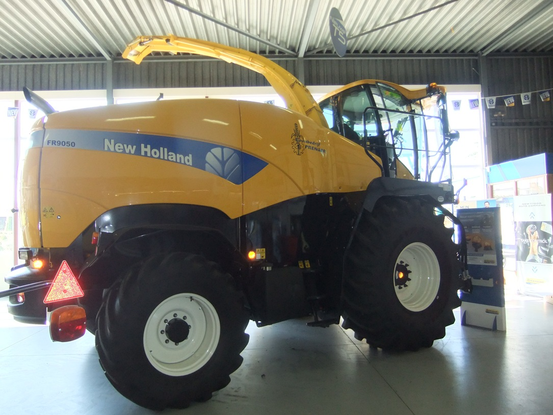 New Holland FR 9050 serie art.nr. 575 - Naaldvilt