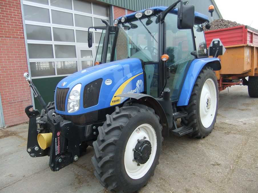 New Holland T5050 serie - art.nr.962 - Naaldvilt
