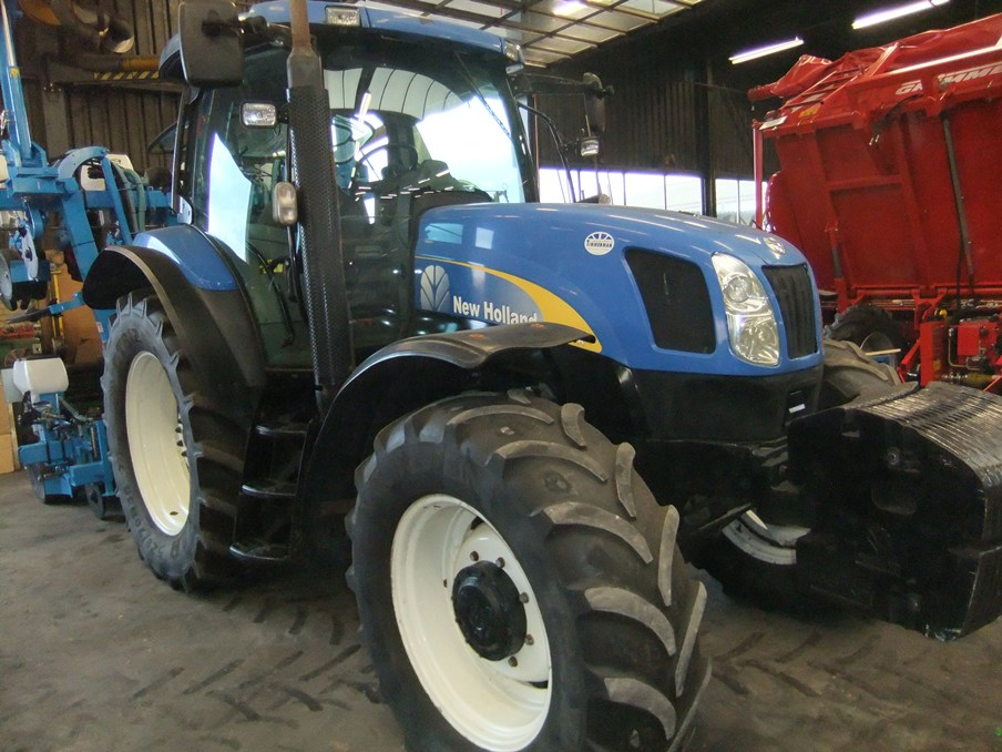 New Holland TS-A serie - art.nr.761 - naaldvilt