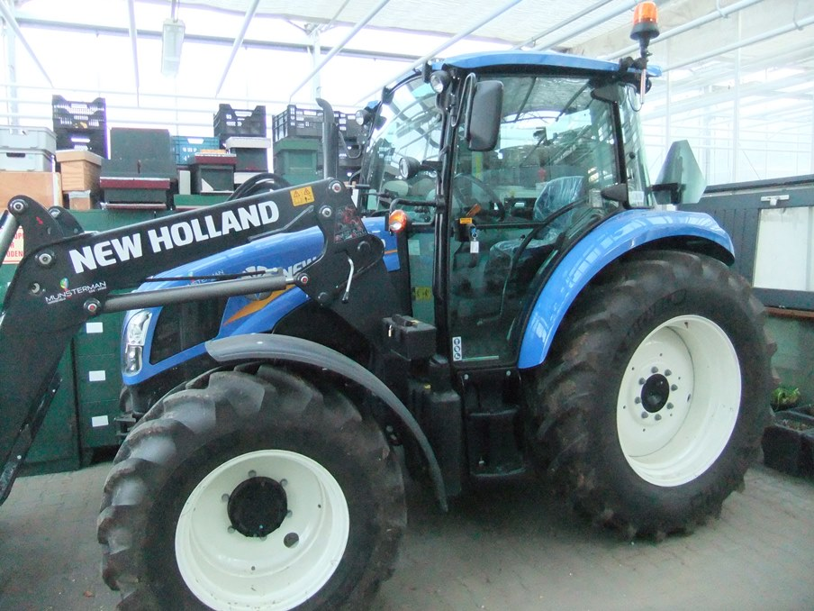 New Holland T4. serie - art.nr.1134 - Naaldvilt
