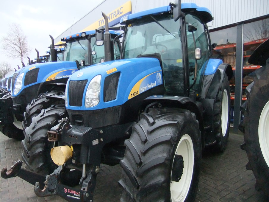 New Holland T-6000-T-7000 serie - art.nr. 299 - naaldvilt