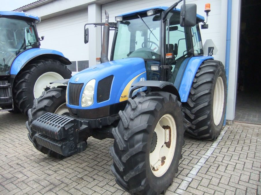 New Holland TL 100A - art.nr. 1288 - Naaldvilt