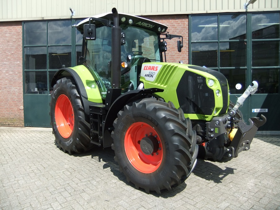 Claas Arion 500-600 2013 art.nr.259 - Naaldvilt