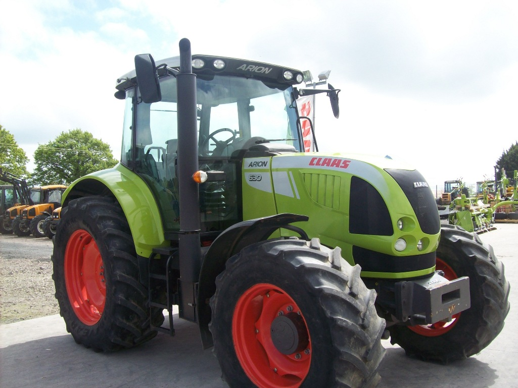 Claas Arion 500-600 serie --->2012 art.nr.1088 - Super velours