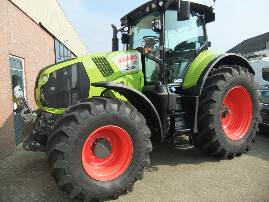 Claas Axion 800 serie 2014---> art.nr.1056 - Naaldvilt