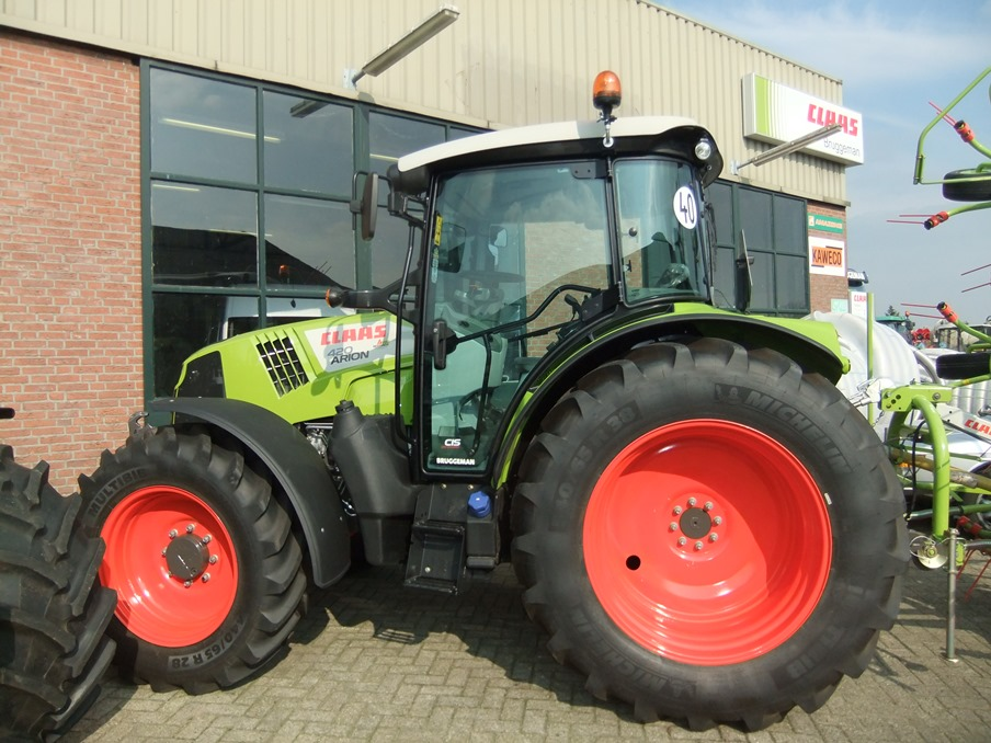 Claas Arion 400 2014--> art.nr.1052- Naaldvilt