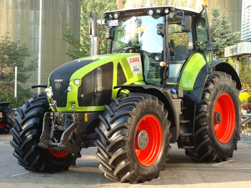 Claas Axion 900 serie 2013---> art.nr.621 - Naaldvilt