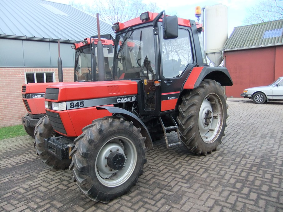 Case - IH 845 XL - art.nr.1029 Ribtapijt