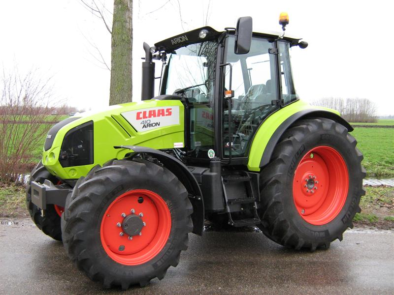Claas Arion 400c/600c serie--> 2013 art.nr.855 - Super Velours