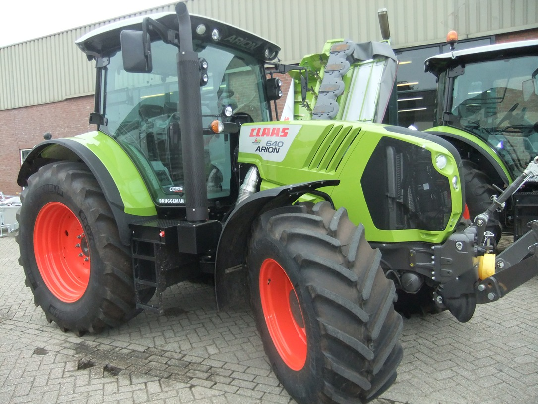 Claas Arion 500-600 2014---> art.nr.1081 - Naaldvilt
