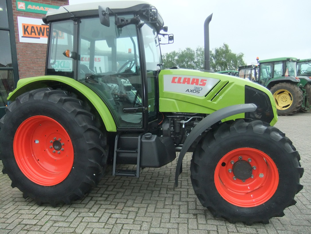 Claas Axos art.nr.271 - Super Velours