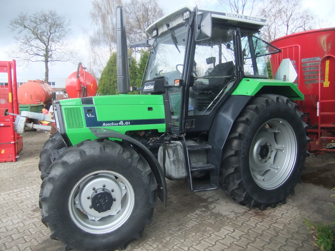 Deutz Agrostar 4.61 - art.nr. 513 Super Velours