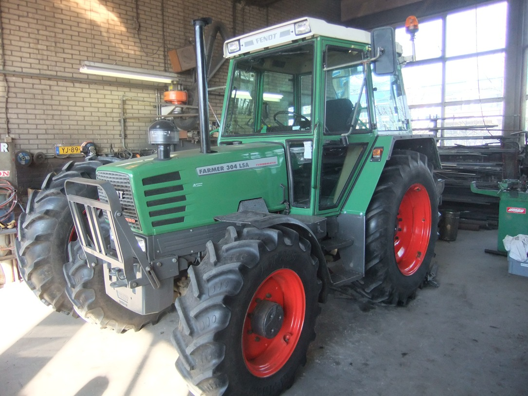 Fendt 304-308-309 LS/LSA art.nr.308 - Super Velours