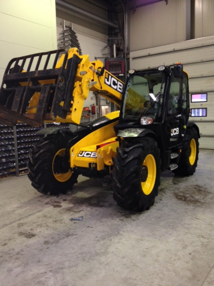 JCB 536-60 art.nr.1034 Super velours