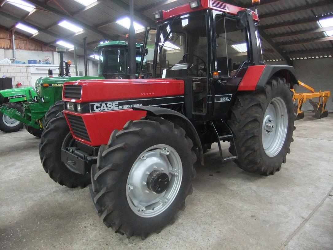 Case ih vloermatten voor elke tractor for Case interne