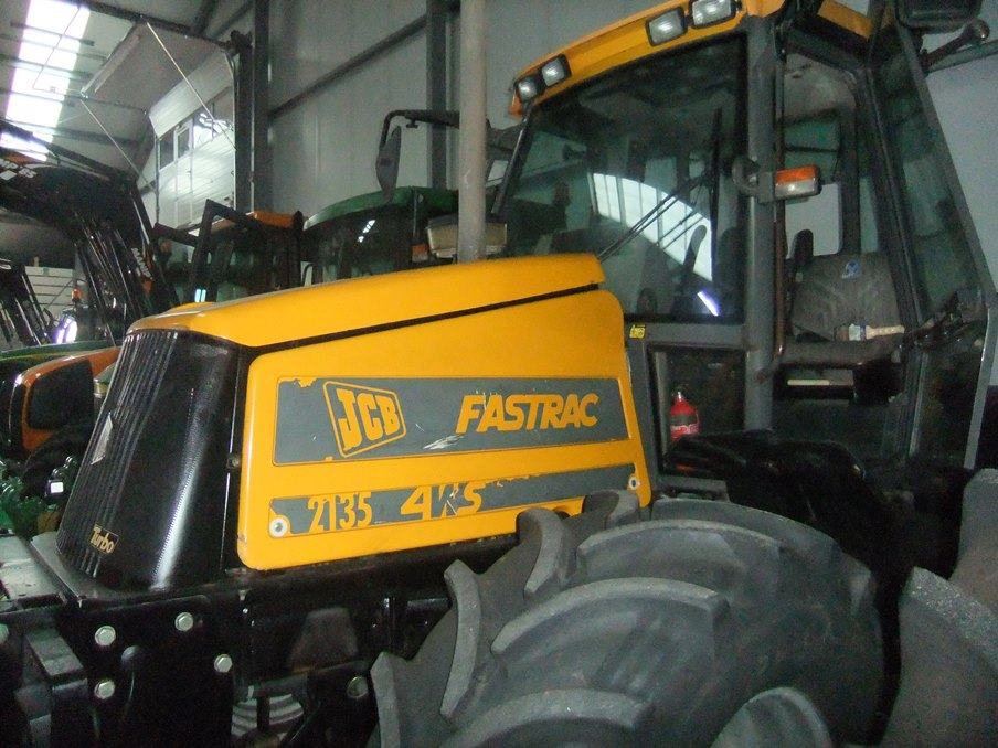 JCB fastrack 2135 art.nr.1278 super velours