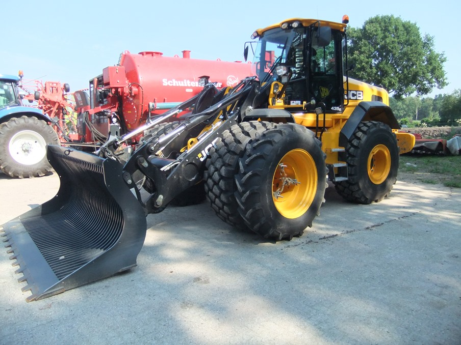 JCB 435 S agri art.nr.1100 Super Velours