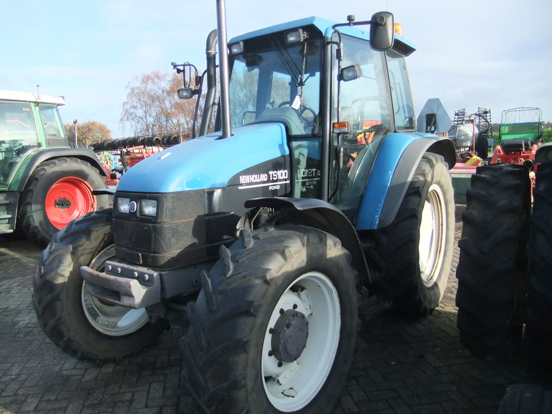 New Holland TS 90-100 art.nr 152 Naaldvilt