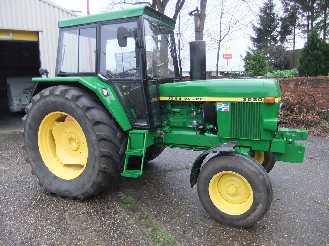 John Deere oa. 3030 - 3130 art.nr. 678 Super Velours