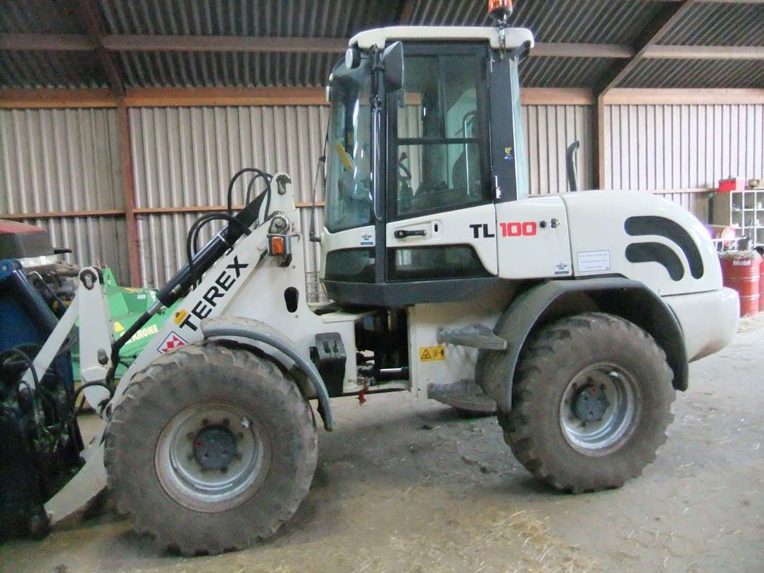Terex TL 65-70-80-100-120. tot 2011 art.nr.674 Super Velours