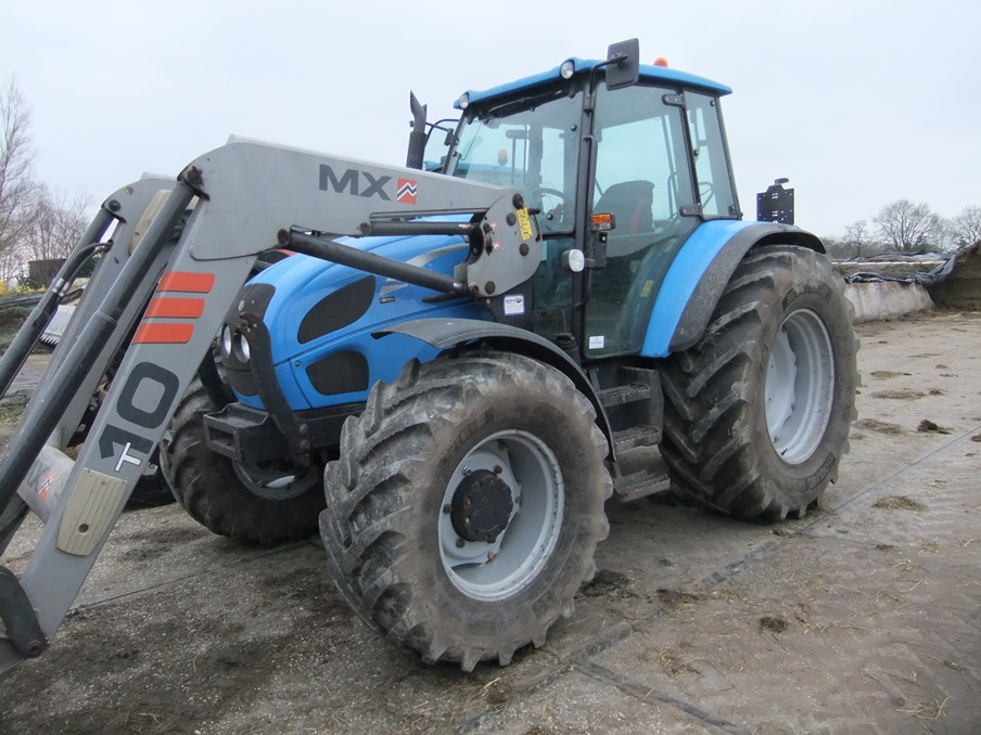 Landini Vision 105 art.nr.1197 Super velours