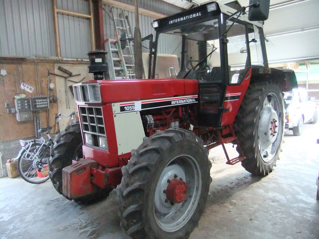 Case ih vloermatten voor elke tractor for Te international